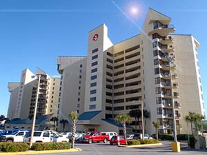 Sunbird Condo Rental Parking